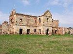 Береза, монастырь: жилые корпуса (руины), 2-я пол. XVII в.