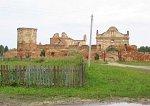 Береза, монастырь картезианцев (руины), 1648-89 гг.