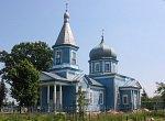 Береза (Кобрин. р-н), церковь Крестовоздвиженская (дерев.), 1864 г.