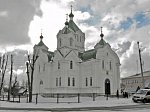 Бешенковичи, церковь св. Ильи, 1866-70 гг.