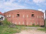 Бобруйск, крепость:  казематированный люнет, 1807-36 гг.
