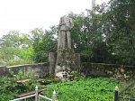Бол. Колпеница, кладбище солдат 1-й мировой войны: памятник немецким солдатам, 1915-18 гг.