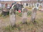 Бол. Олься, могилы солдат 1-й мировой войны, 1915-18 гг.