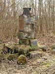 Бол. Своротва, памятник немецким солдатам 1-й мировой войны, 1915-18 гг.