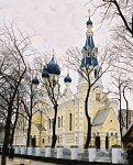 """Брест, церковь св. Николая (""""братская""""), 1904-06 гг."""
