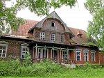Череповщина, усадьба:  усадебный дом, 1890 г.