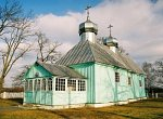 Черск, церковь св. Михаила Архангела (дерев.), до 1701 г.