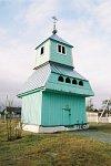 Черск, церковь: колокольня (дерев.), XVIII в.?