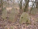 Деречин, кладбище еврейское
