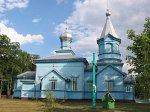 Дивин, церковь Рождества Богородицы (дерев.), 1902 г.