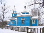 Добригоры, церковь св. Николая (дерев.), 2-я пол. XIX в.