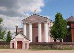 Долгиново (Вилей. р-н), костел св. Станислава, 1853 г.