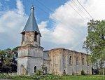 Друя, церковь Благовещенская (руины), 1740-е гг…
