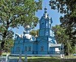Дубой (Столин. р-н), церковь св. Николая (дерев.), 1906 г.