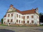 Дубровно, монастырь бернардинцев: жилой корпус, 1809 г.