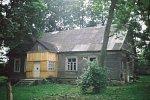 Дуброво (Молод. р-н), костел: плебания (дерев.), XIX-1-я пол. XX вв.
