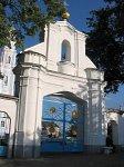 Глубокое, монастырь кармелитов:   собор: брама, 1735 г.