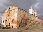 Глубокое, монастырь кармелитов:  жилой корпус, 1735 г…