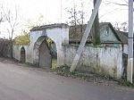 Глубокое, монастырь кармелитов: брама, XVII-XIX вв.?