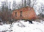Гнездилово, усадьба: хозпостройки (руины), XIX-1-я пол. XX вв.