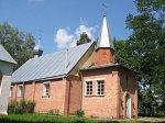 Городея, церковь Спасо-Преображенская, 1808 г. (1869?)