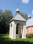 Городея, церковь: колокольня