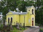 Гродно, кладбище православное:   часовня св. Марфы, 1848 г.