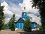 Хальч, церковь св. Михаила Архангела (дерев.), 1991 г.