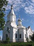 Иказнь, церковь св. Николая, 1905 г.