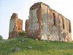 Ивашковичи, церковь Покровская (руины), кон. XVIII-нач. XIX вв.