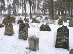 Ивье, кладбище татарское
