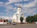 Ивенец, церковь св. Евфросиньи, после 1990 г.