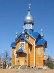 Каменюки, церковь св. Георгия (дерев.), после 2000 г.