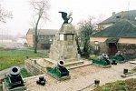 Кобрин, памятник в честь победы в войне 1812 года, 1912 г.