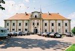 Кобрин, монастырь Спасский:  жилой корпус, 2-я пол. XVIII в.