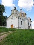 Коллективная, церковь св. Николая, кон. XVIII в.