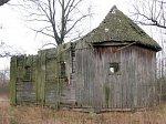 Коляги, церковь (дерев.; руины), XIX в.?