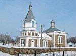 Коптевка, церковь Успенская, 1865-67 гг.