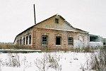 Крево, синагогальный двор:  синагога, кон. XIX-нач. XX вв.