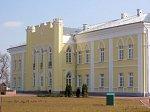 Кричев, дворец Потемкиных и Голынских, 1778-87 гг.