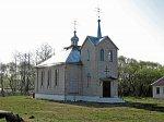 Лапичи, церковь св. Петра и Павла, после 1990 г.