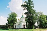 Лебеда, церковь св. Николая, 1899 г.