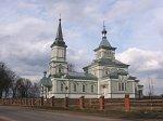 Лешня, церковь св. Георгия (дерев.), нач. XX в.