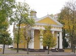 Лида, монастырь пиаров:  собор кафедральный св. Михаила Архангела, 1797-1825 гг…