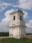 Луконица, костел: колокольня, XVIII в.