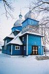 Лысково, церковь Рождества Богородицы (дерев.), 1933 г.