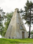 Малиновщина, усадьба:   часовня-усыпальница Свенторжецких, 1838-40 гг.?
