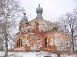 Мартиново (Бешенк. р-н), церковь Покровская, 2-я пол. XIX в.