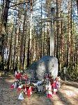 Миневичи, могила участников восстания 1863-64 гг.