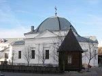 Могилев, монастырь Никольский:  церковь св. Онуфрия, 1798 г.